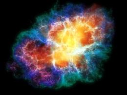 Таинственный космос: лучшая картинка NASA после переработки в графическом редакторе Point.NET