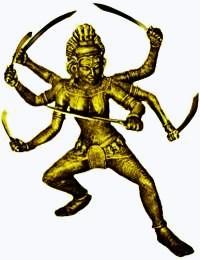 Богиня Кали